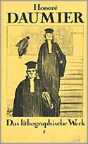 essays on honore daumier